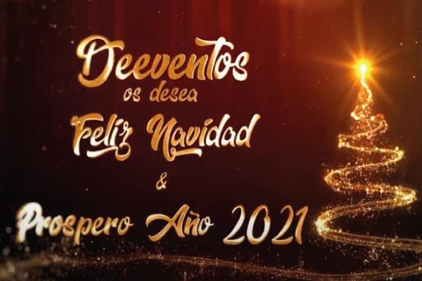 Video Promocional Navidad 2020-21